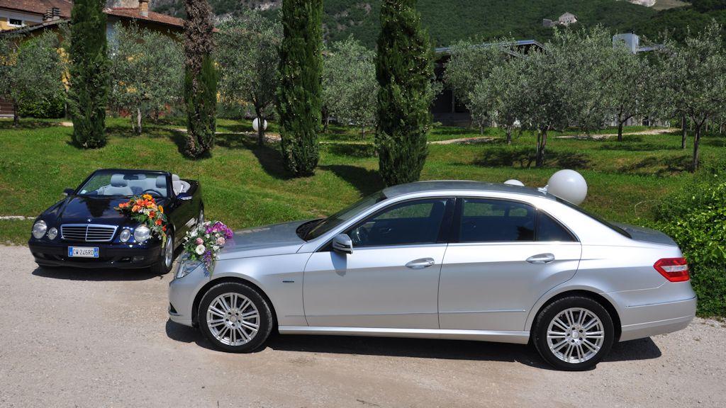 Atesina Noleggi - Mercedes E220 Cerimonie
