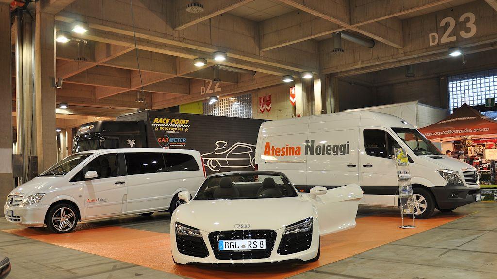 Atesina Noleggi - Mercedes Sprinter Furgone