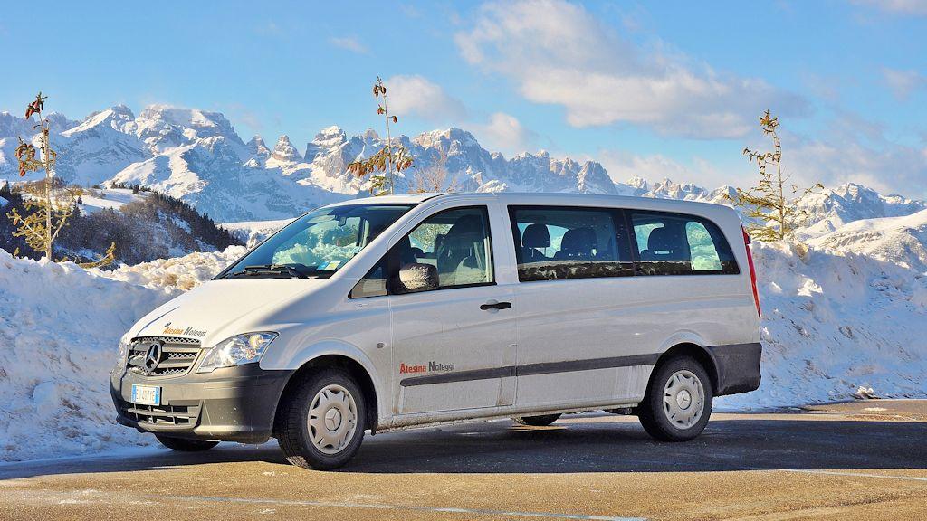 Atesina Noleggi - Mercedes Vito Minibus