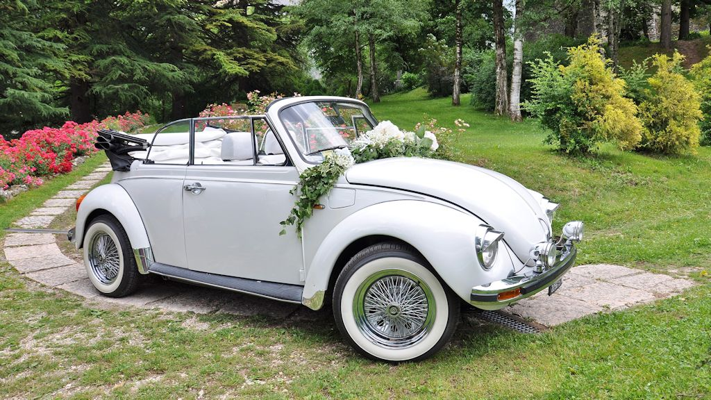 Atesina Noleggi - Volkswagen Maggiolino Cerimonie