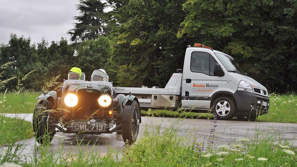 Atesina Noleggi - Renault Master Carro Attrezzi
