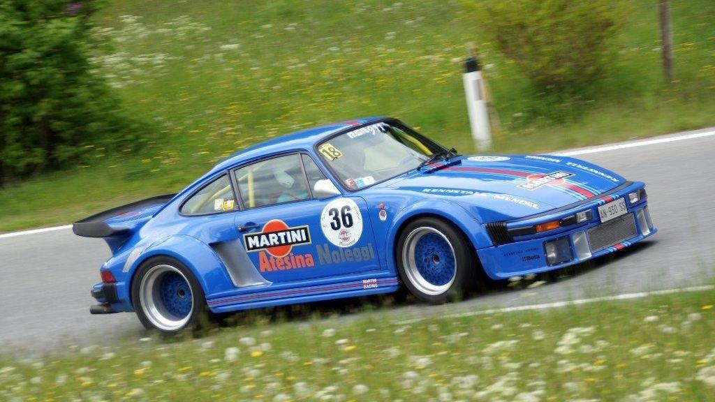 Atesina Noleggi - Porsche 934 RSR