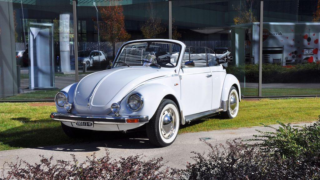 Atesina Noleggi - Volkswagen Maggiolino Cerimonie Trento